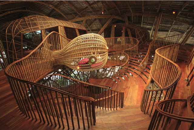 Phenomenal From Treehouses To Dollhouses 10 Unique Libraries Largest Home Design Picture Inspirations Pitcheantrous
